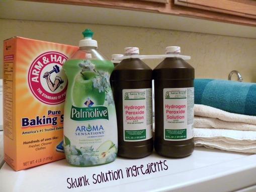 skunk solution ingredients